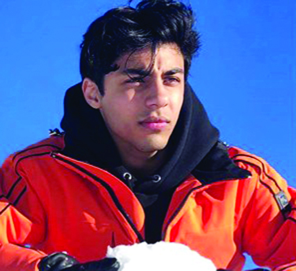 Aryan Khan is winning the internet with these photos from France vacay