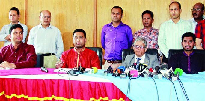 Ducsu leaders take charge