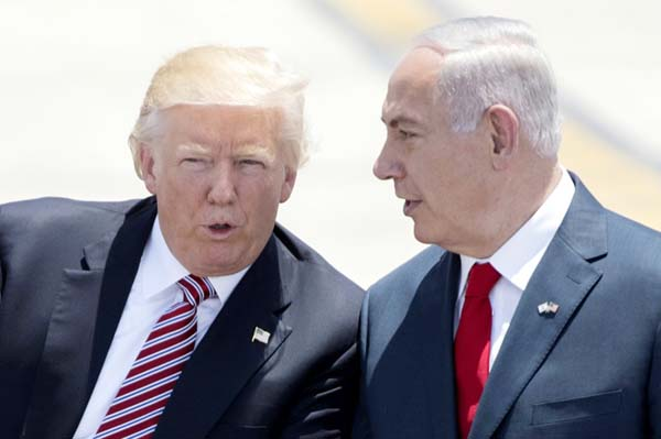 Netanyahu to meet Trump, Golan Heights recognition expected