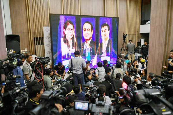 Thailand awaits election results as junta poised to retain power