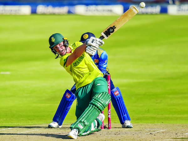 South Africa sweeps Sri Lanka 3-0 in T20 series