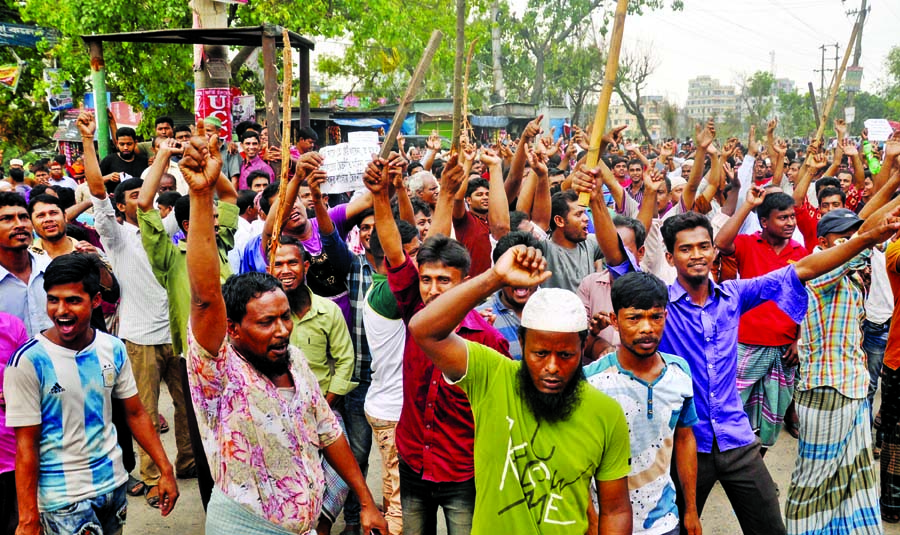 72-hour strike across country