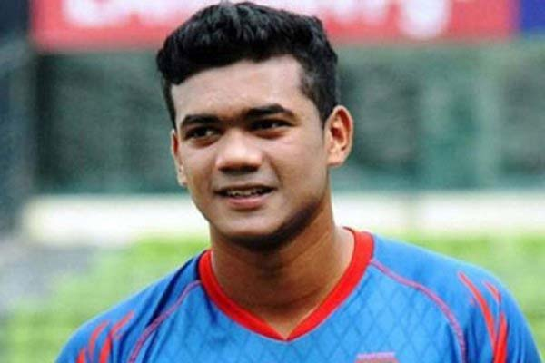 Fit Taskin ready to fire again