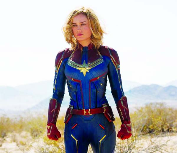 Brie Larson wonders why Captain Marvel making $1b was 'hard to comprehend'