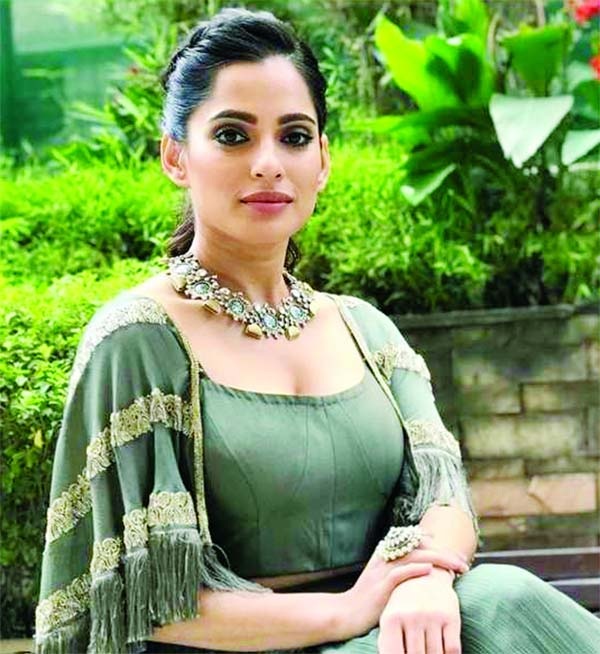 What motivated Priya Bapat to take up a web series?