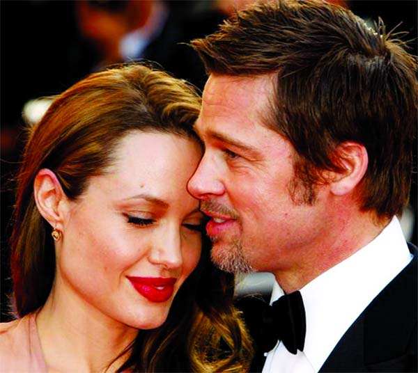 Brad Pitt and Angelina Jolie are legally single