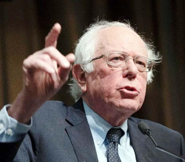 Socialist Bernie Sanders is a millionaire, his tax returns reveal