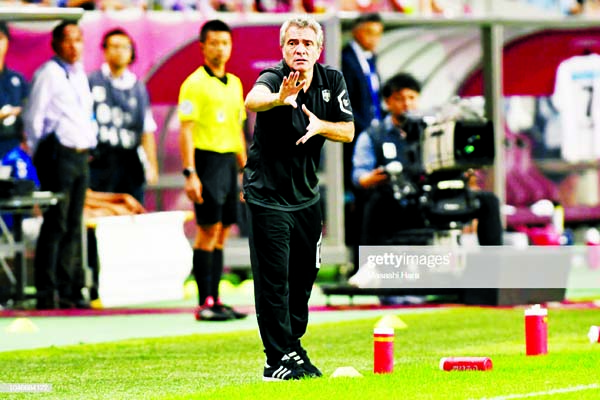 Iniesta's J-League club Kobe part ways with coach Lillo