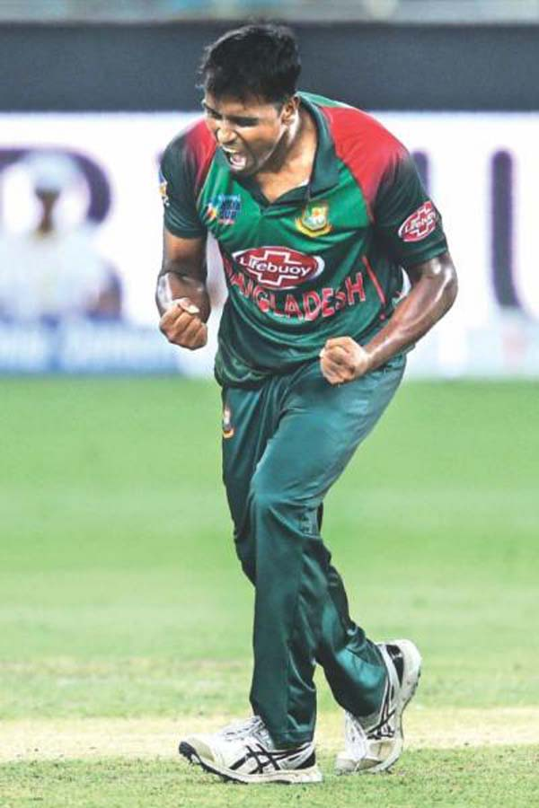 Rubel aims to be top five wicket-takers in WC