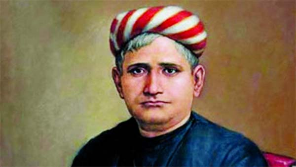 Novelist Bankimchandra Chattopadhyay
