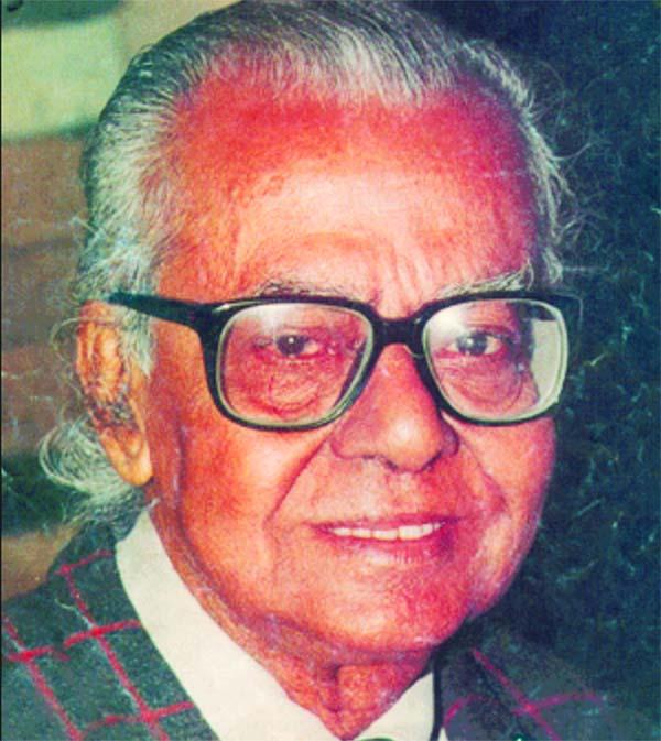 Rokanuzzaman Khan Dadabhai