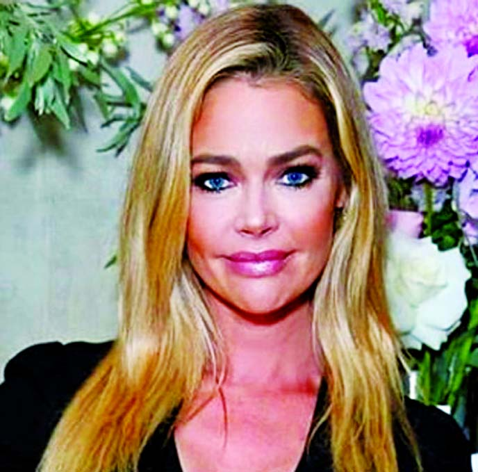 Denise Richards bags sci-fi film Timecrafters