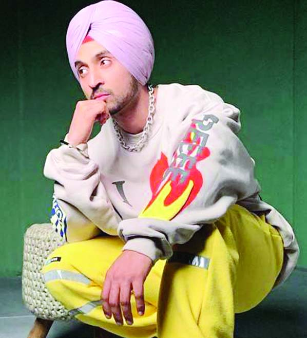 Diljit Dosanjh to soon make his South debut?