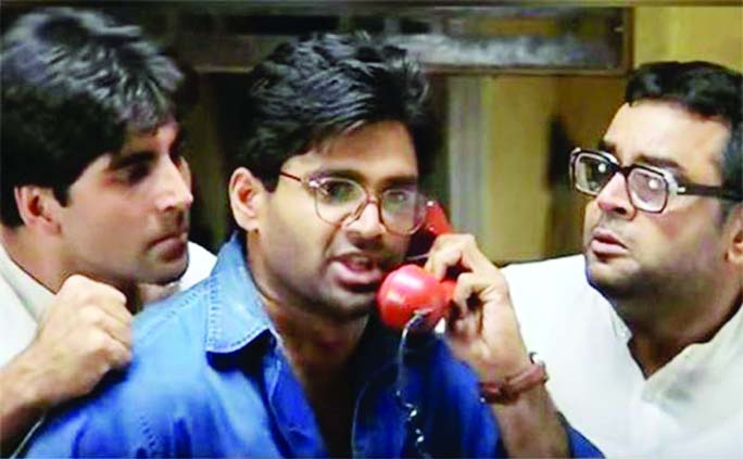 Akshay, Suneil Shetty , Paresh Rawal to reunite for Hera Pheri 3