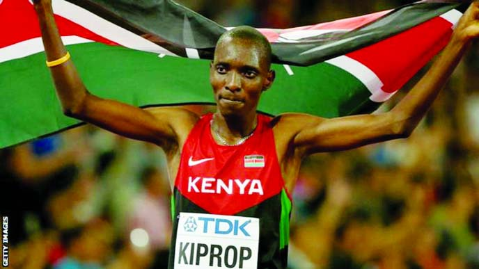 Former Olympic champion Asbel Kiprop given four-year doping ban