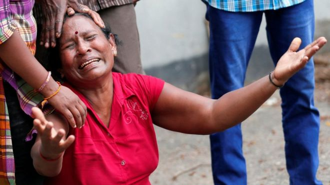 Death toll from Sri Lanka attacks rises sharply to 290