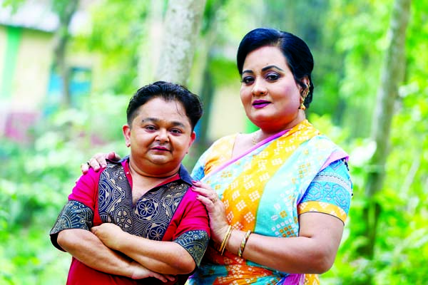 Shabnam Parvin, Elin pair up for TVC for third time