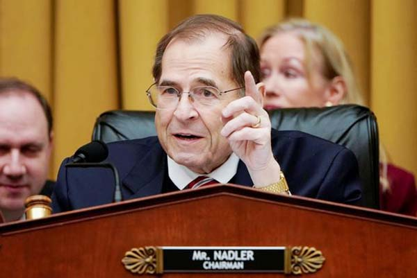 Top Democrats leave open option of Trump impeachment after Mueller report