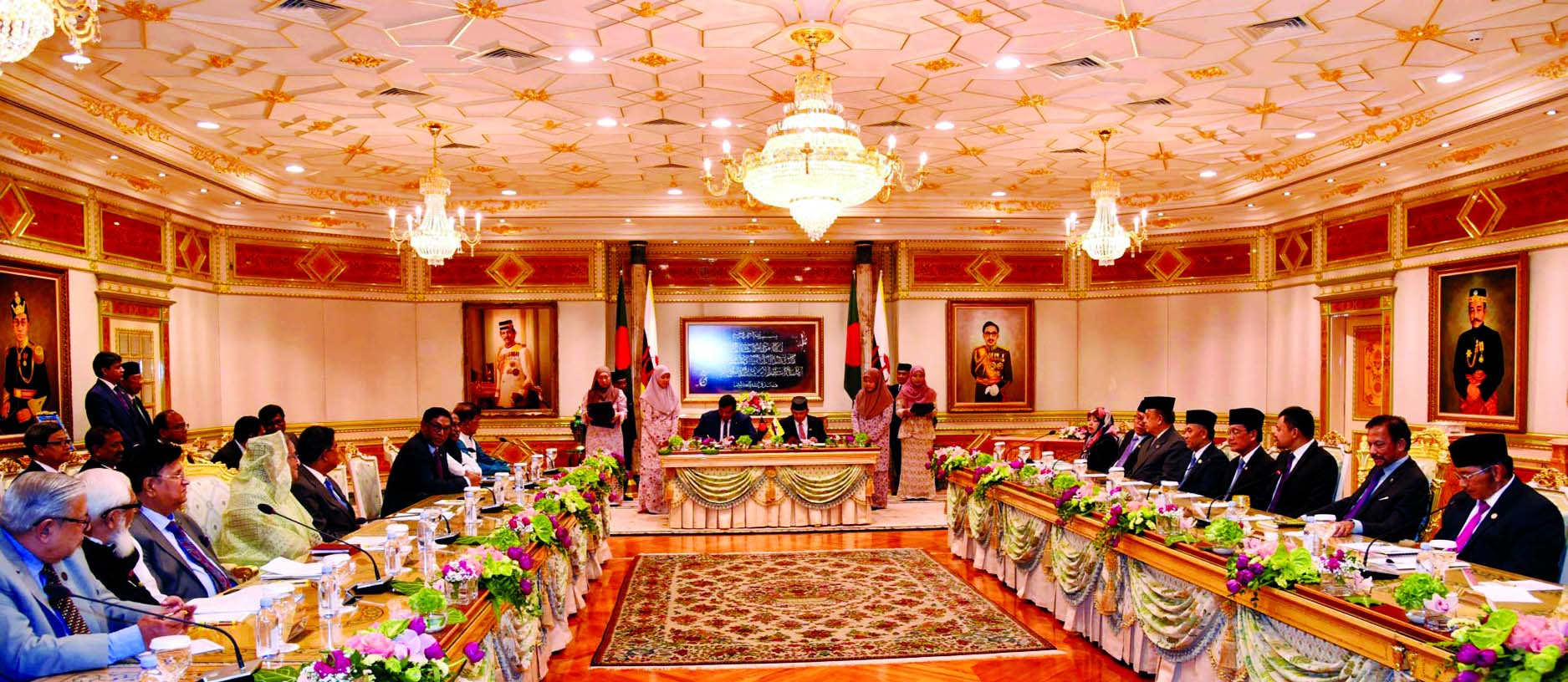 PM for regional economic forum with five OIC states