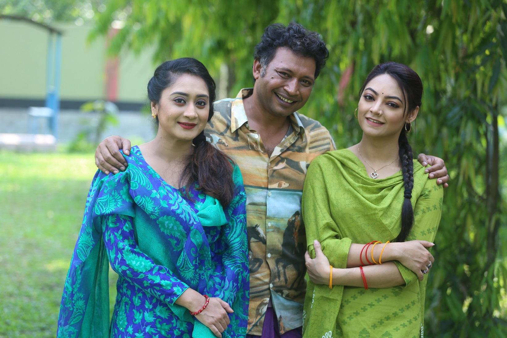 Swagota, Pran, Ishana's serial Chirokumari Sangho