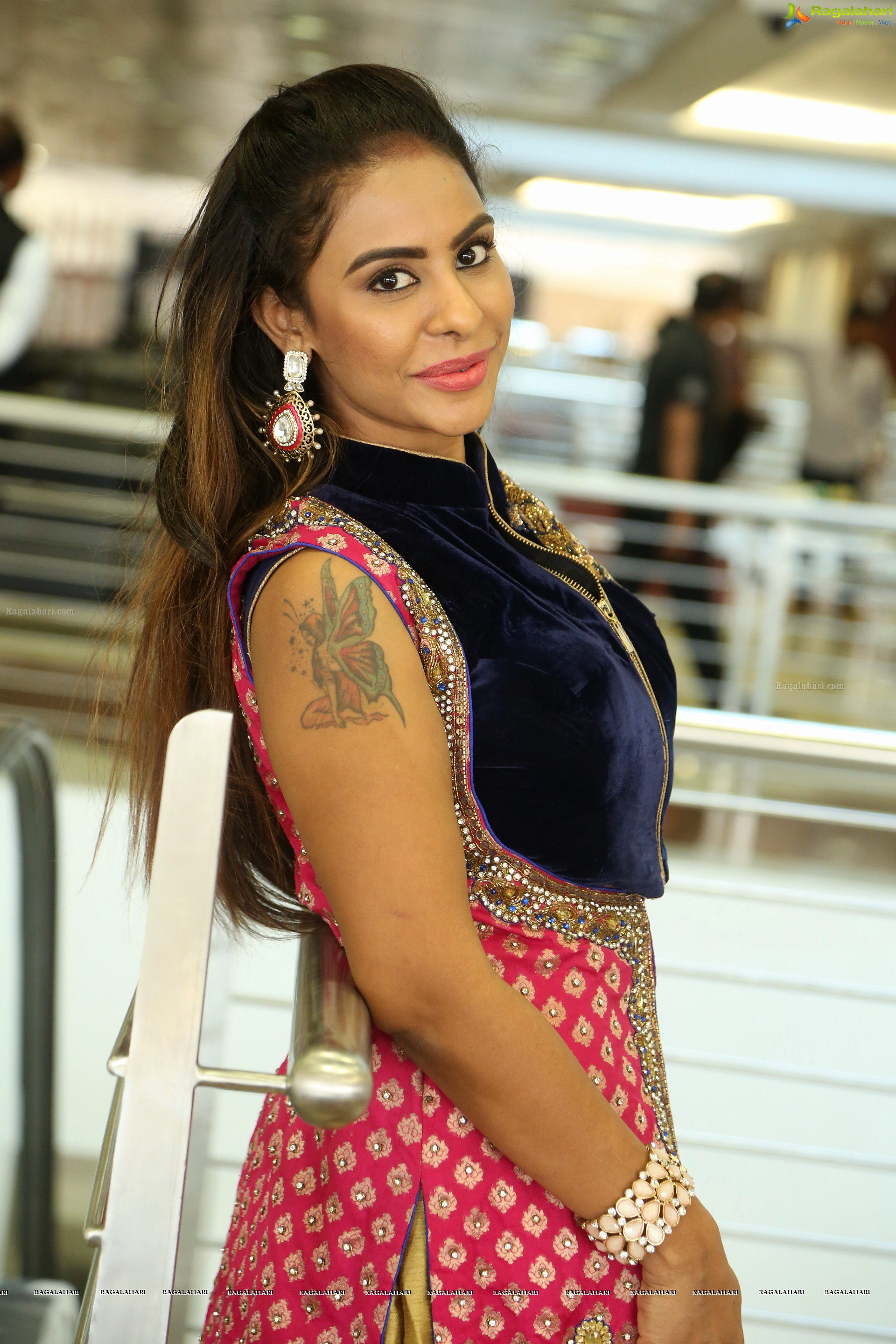 Sri Reddy writes an open letter to Chief Minister