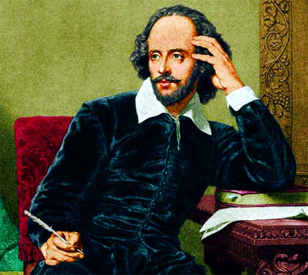 Shakespeare's early romantic comedy and poems