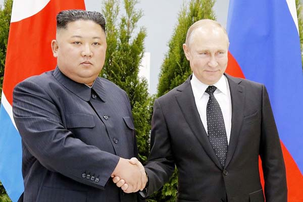 NKorea ready to denuclearize if it gets guarantees: Putin