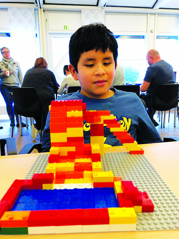 Lego is making Braille bricks  It may give blind literacy a needed lift