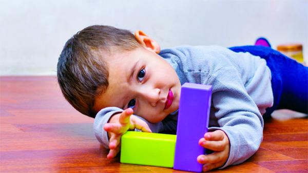 Symptoms  of autism  in children