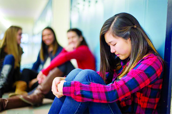 Teen girls more  vulnerable to bullying than boys