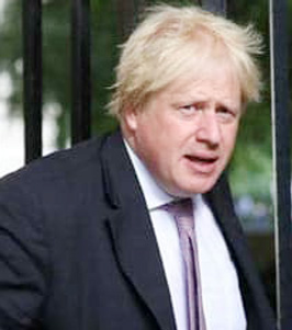Boris Johnson confirms will bid to be British PM