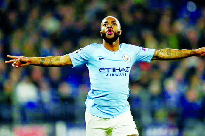 Mother's pride but Sterling denies he is a role model