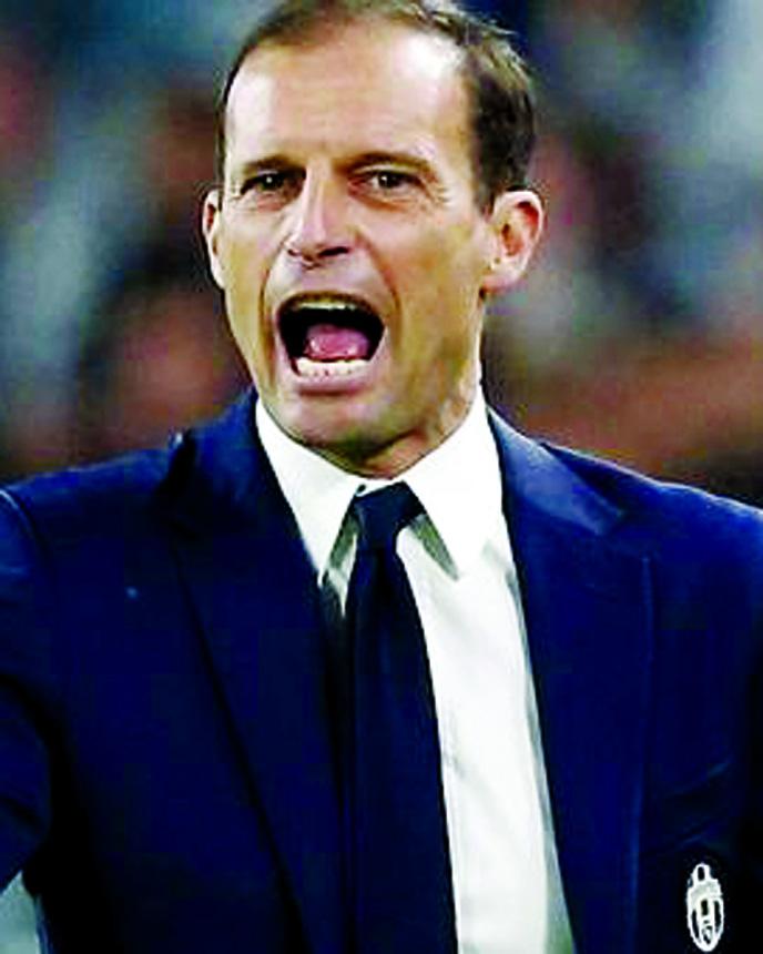 Allegri to leave Juventus at end of season
