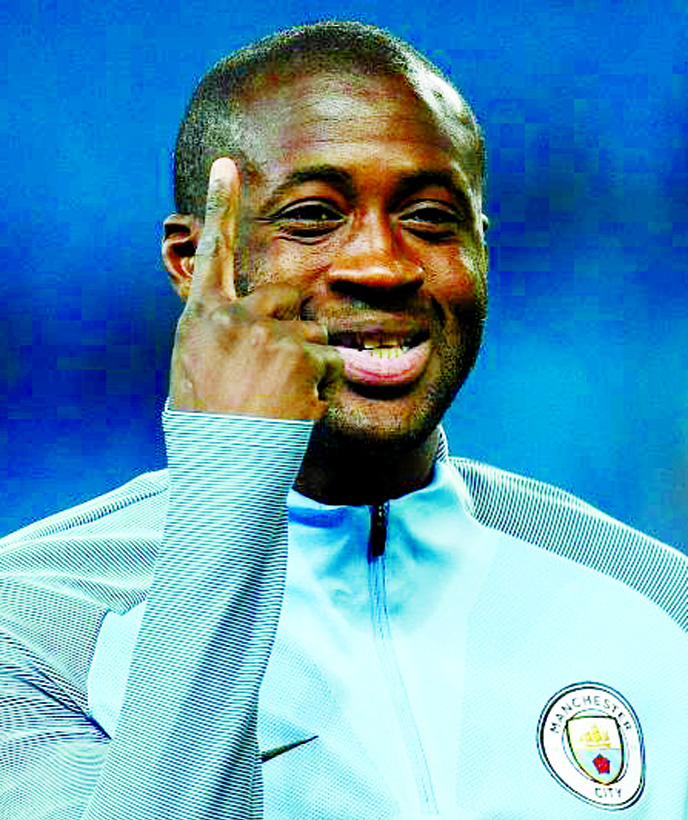 Yaya Toure in talks with second-tier Chinese club Qingdao Huanghai
