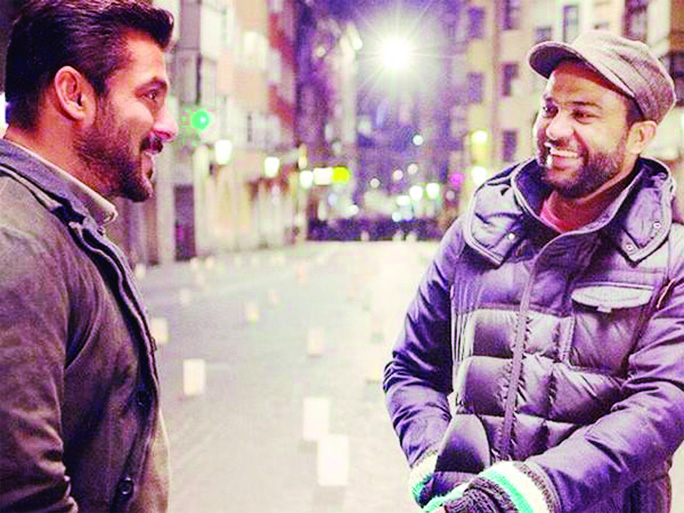 Ali Abbas Zafar marks his debut as music composer