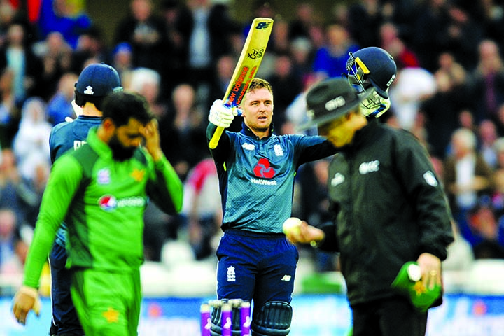 Roy reveals baby drama after Pakistan hundred
