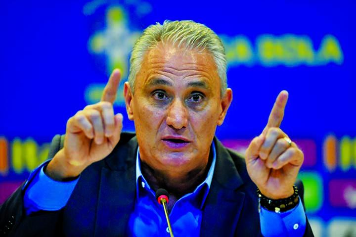 'He made mistake': Brazil coach will talk to Neymar over fan clash