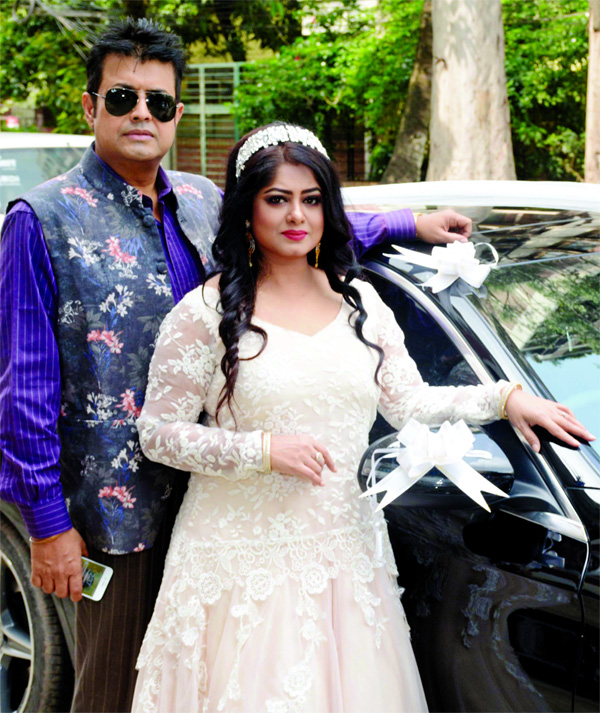 Moushumi, Omar Sani's two Eid shows on Betar