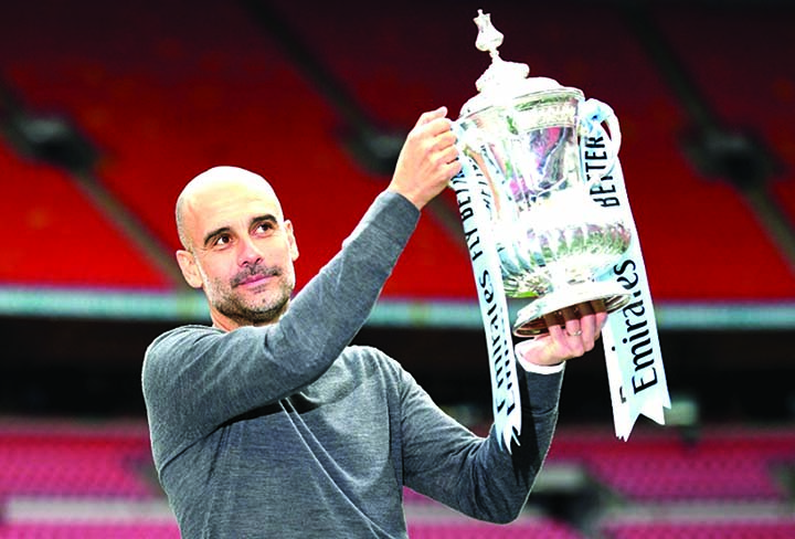 Guardiola relentless as Man City's financial muscle pounds rivals into the ground