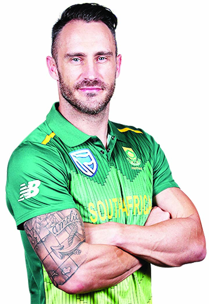 We can't afford to have fear of failure at World Cup:Du Plessis