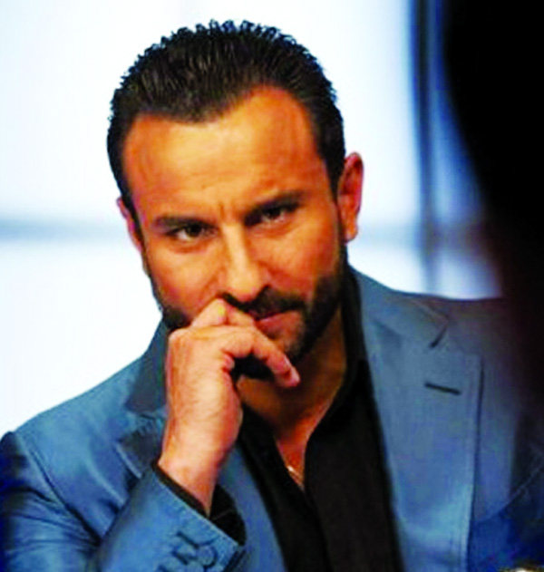 Saif Ali Khan's Laal Kaptaan to release in September