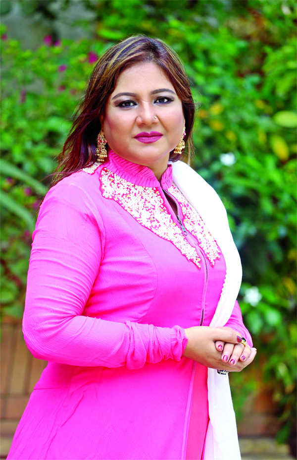 Shahnaz Belly's live shows on TV channels in Eid