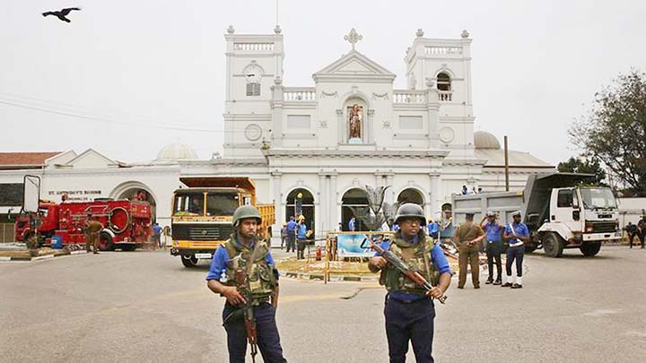 Sri Lanka tightens security ahead of Catholic schools  reopening