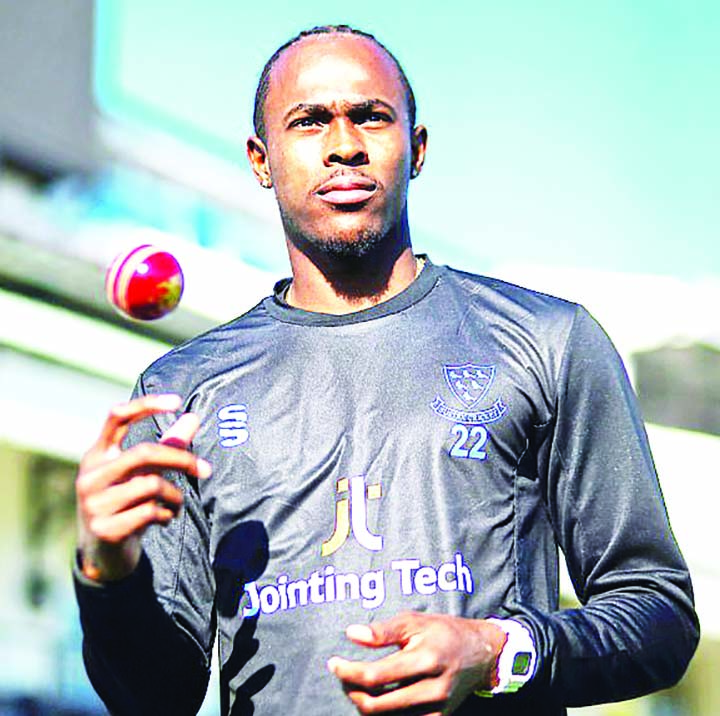 Jofra Archer picked in England World Cup squad