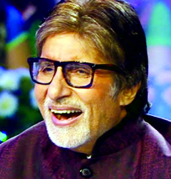 Amitabh to play himself in Vikram Gokhale's Marathi film AB Ani CD