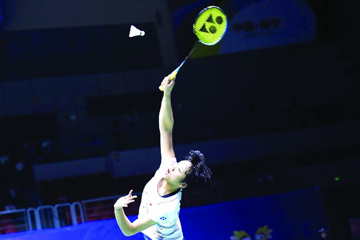 Korean schoolgirl stuns badminton No.1 at Sudirman Cup
