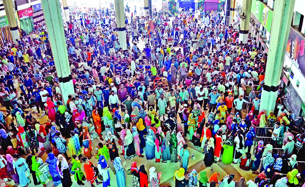 Advance Eid train ticket sale starts