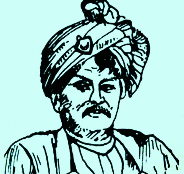 Charon Kobi Mukunda Das