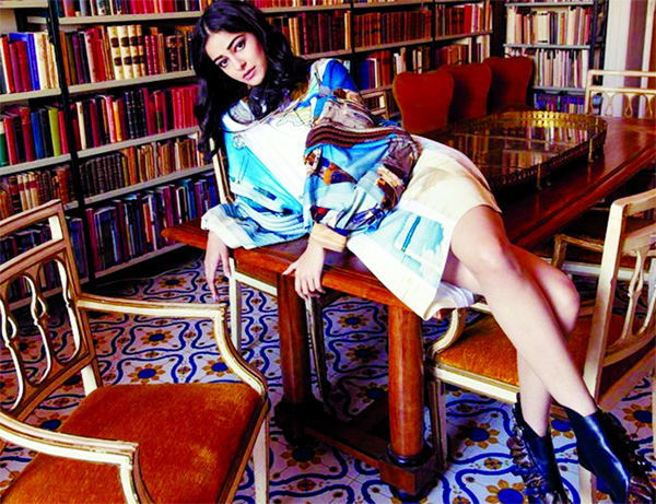 Ananya Panday reveals fun facts in her first ever Elle Italia magazine feature