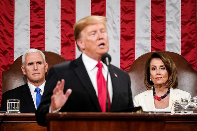 Trump, Pelosi trade barbs as impeachment talk stirs anger
